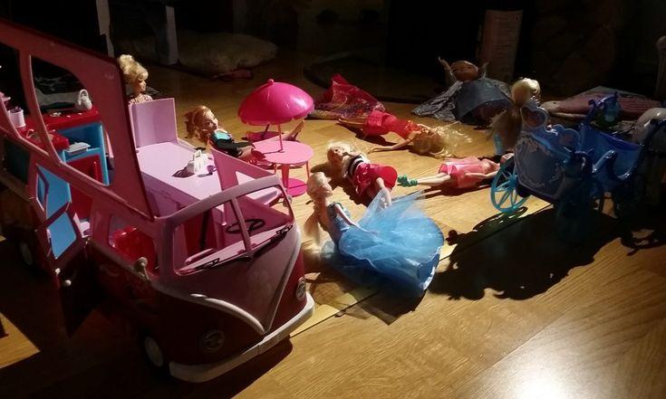 Fatter'n røyk i Bodå, fordi Barbie trengte trening…