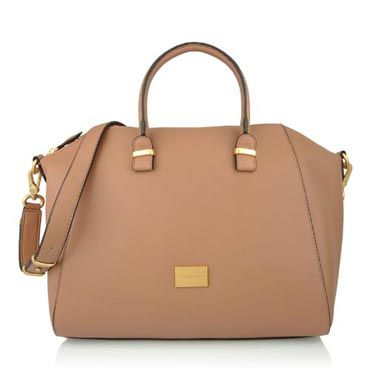 Charles and Keith Handbag - Instant Classic (Beige)