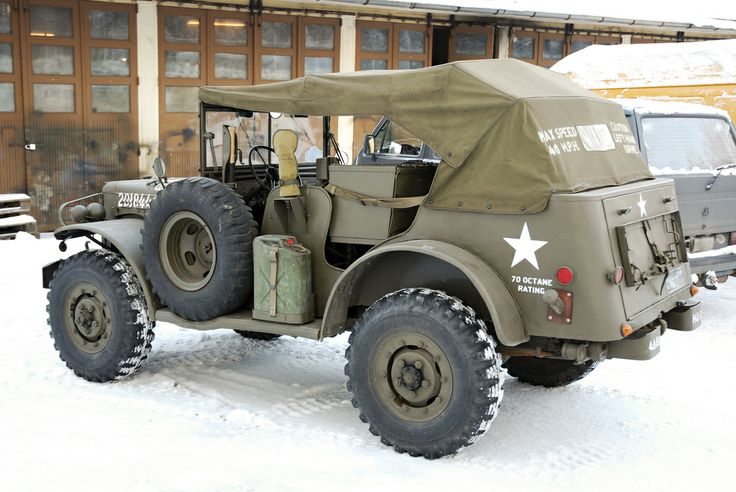#WC57 Dodge WC-57 Command Car