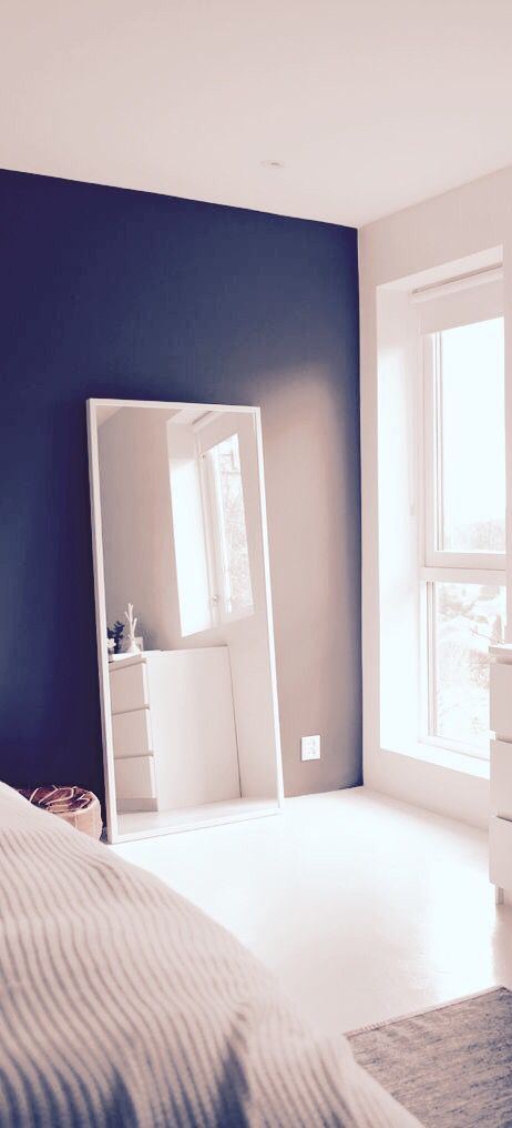 IKEA Stave Mirror // who doesn't want a full-length mirror?