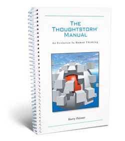 The Thoughtstorm Manual by Harry Palmer