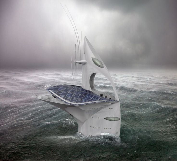 This is the Starship Enterprise of sea exploration | The Verge