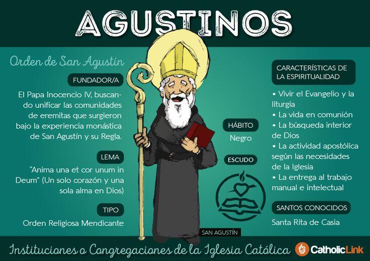 Galería: Instituciones o congregaciones de la Iglesia Católica