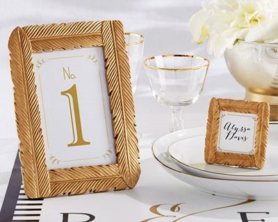 The 407 best Place Card Holders & Table Numbers images on Pinterest ...