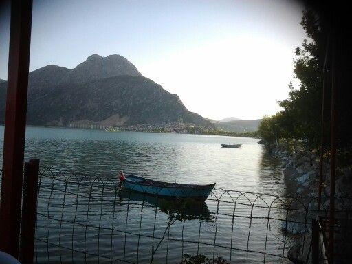 Eğirdir Lake Türkiye