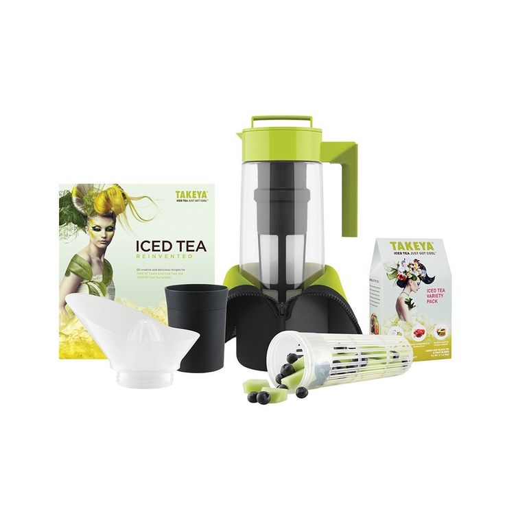 Takeya Deluxe Iced Tea Beverage System Giveaway