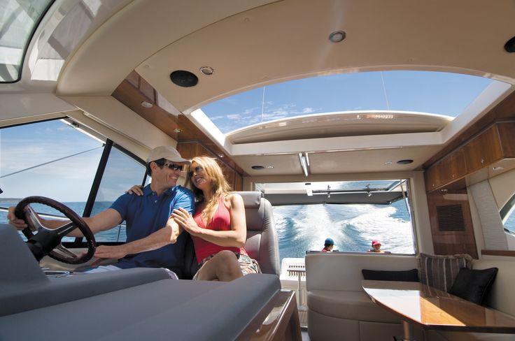 Riviera 4400 Sport Yacht Lifestyle