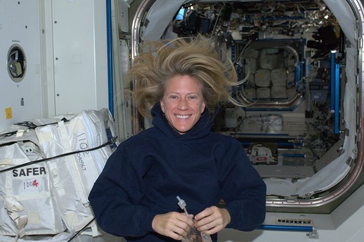 Morning Bedhead.  Nope, can't even escape it in space.  KN from space.