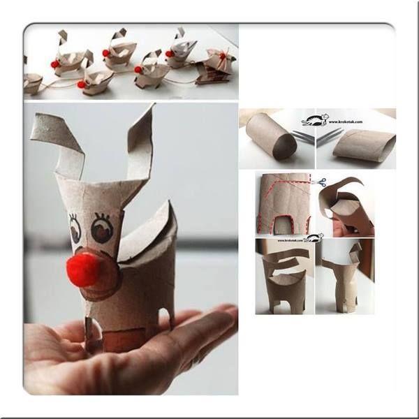 The 41 best Reuse toilet paper rolls images on Pinterest | Toilet ...