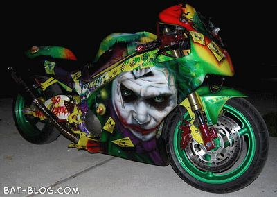 Cool Jester Paint Jobs