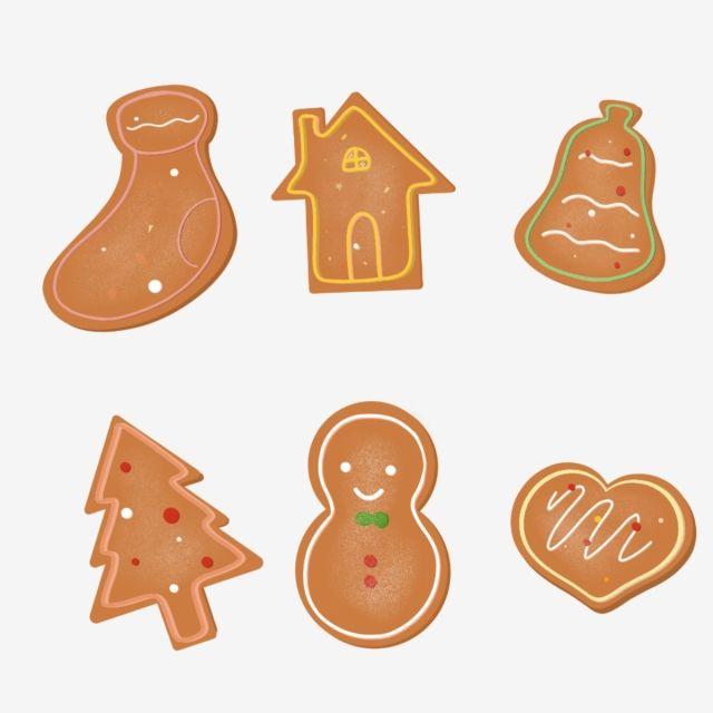 Christmas Cookie Set Christmas Cookie Clipart Free Christmas Food Png Transparent Clipart Image And Psd File For Free Download Christmas Stamps Christmas Cookies Christmas Watercolor