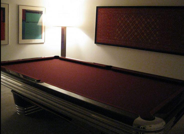 Brunswick Pool Table for sale on EBay