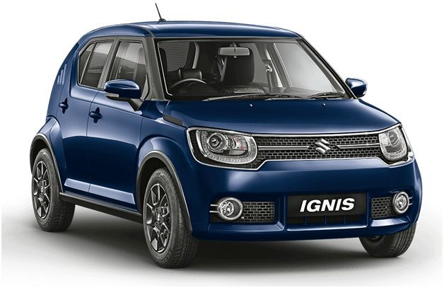 Nexa Launched In The Year 2017 In The Indian Market Ignis Has