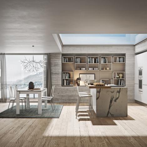 28 best Artec linea Cucina images on Pinterest   Contemporary unit ...