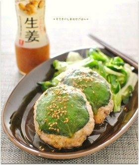 鮭とえのき生姜の簡単ヘルシー蒸しバーグ by 素敵にごはんchan ...