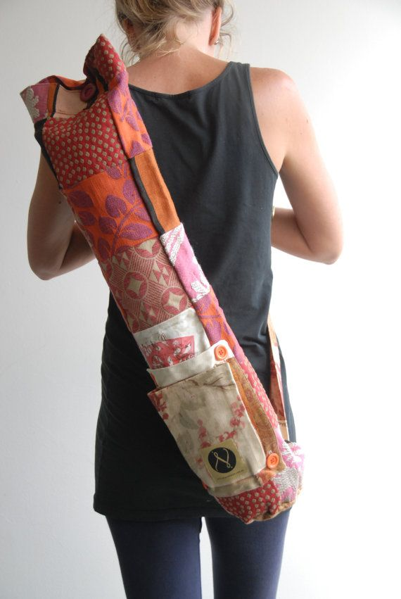 114 Best Images About Yoga Mat Bags On Pinterest Sewing