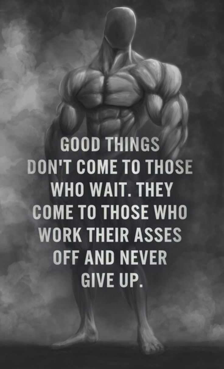 the 25+ best bodybuilding motivation quotes ideas on pinterest, Muscles