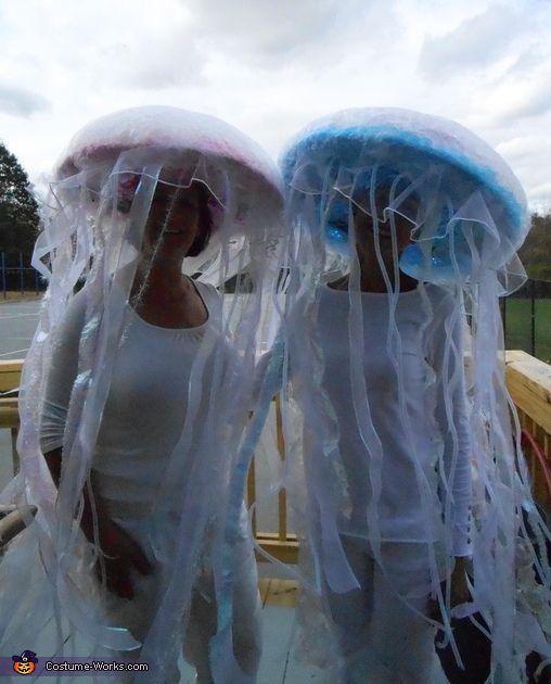 Jellyfish Costumes - Halloween Costume Contest via @costumeworks