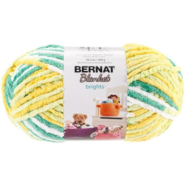 16 best Bernat Blanket Yarn images on Pinterest | Blankets, Rugs and ...