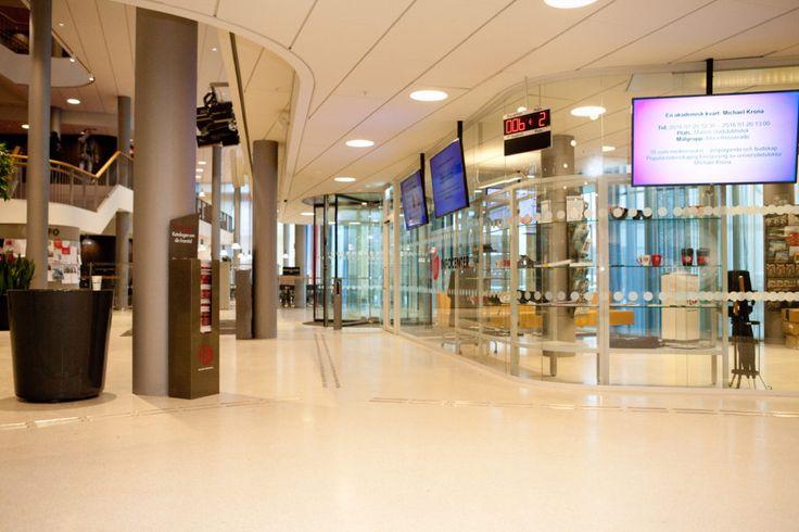 FLEX GLASSLINEEn vägglösning som uppfyller ljus- och designkrav.