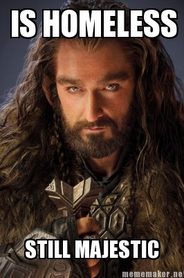 Majestic Thorin is Majestic. No one takes away his #Majesty.