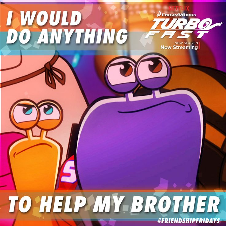 Brothers and best friends, Chet and Turbo would do anything for each other! Share this post with your best friend to celebrate #FriendshipFriday.