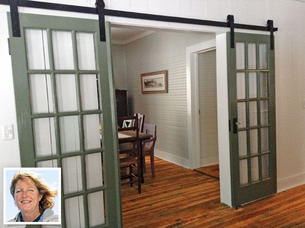 sliding barn doors a story behind every door