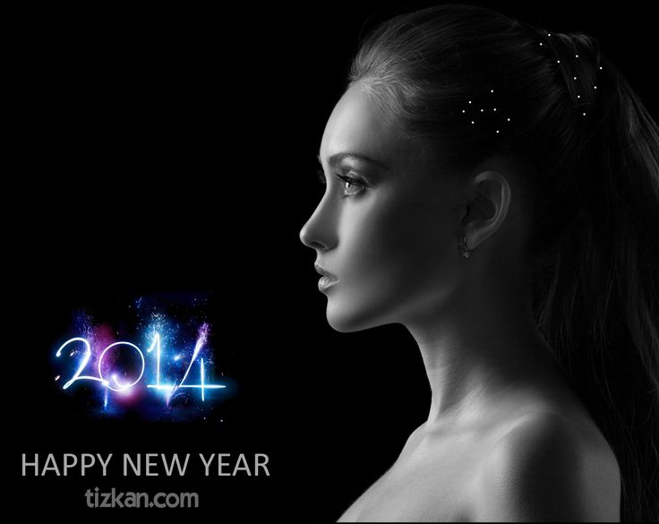 Bring in the New Year with Tizkan Designs Hair Bling! Adorn your hair with Swarovski Crystals. www.tizkan.com