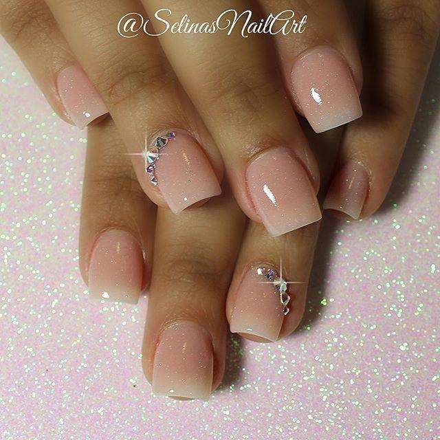 25+ best Bling nail art ideas on Pinterest   Bling nails ...