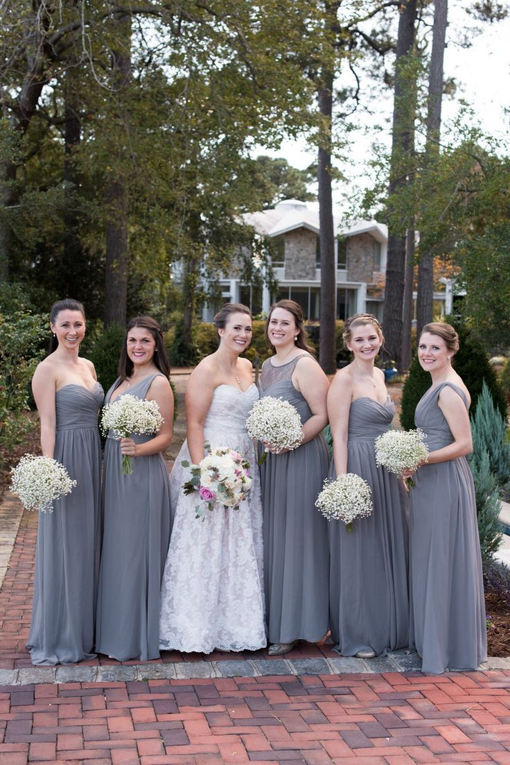 377 best bridesmaid dresses images on pinterest the blog charcoal bridesmaid dresses travel themed wedding caitlin gerres photography ombrellifo Image collections