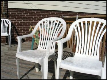 Almost All Of Us Own At Least Two Outdoor Plastic Lawn Chairs, More  Properlyu2026