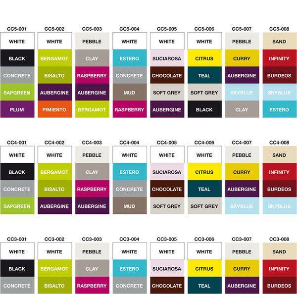 Colour Courage Palettes By Lars Contzen