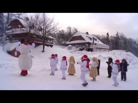 """Míša Růžičková - """"Sněhuláci"""" (Cvičíme s Míšou 5) - YouTube"""