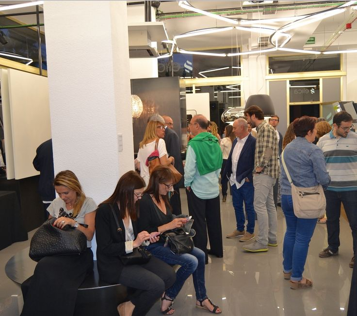 Elica opened the new head-offices in Spain - Barcelona, 28 May 2015