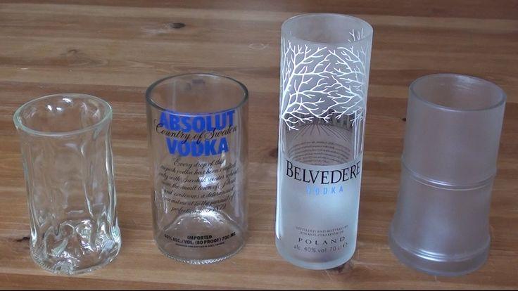 40 besten glas bearbeiten bilder auf pinterest glasflaschen abgeschnittene flaschen und bastelei. Black Bedroom Furniture Sets. Home Design Ideas