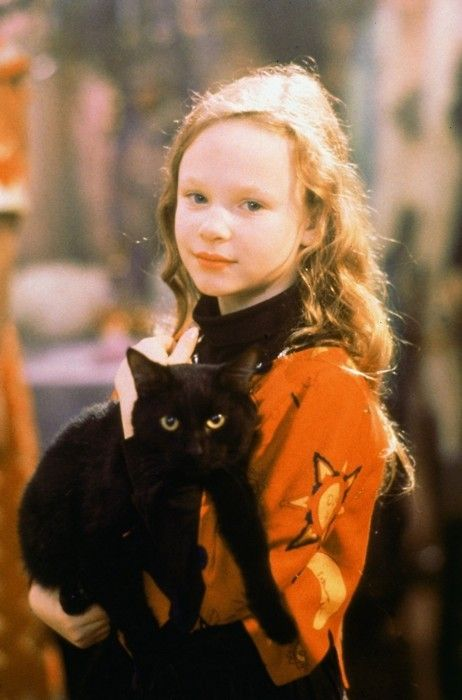 """Hocus Pocus"" (1993) - My favorite Halloween film!  I named my black cat ""Thackery Binx"" after the cat in the movie."