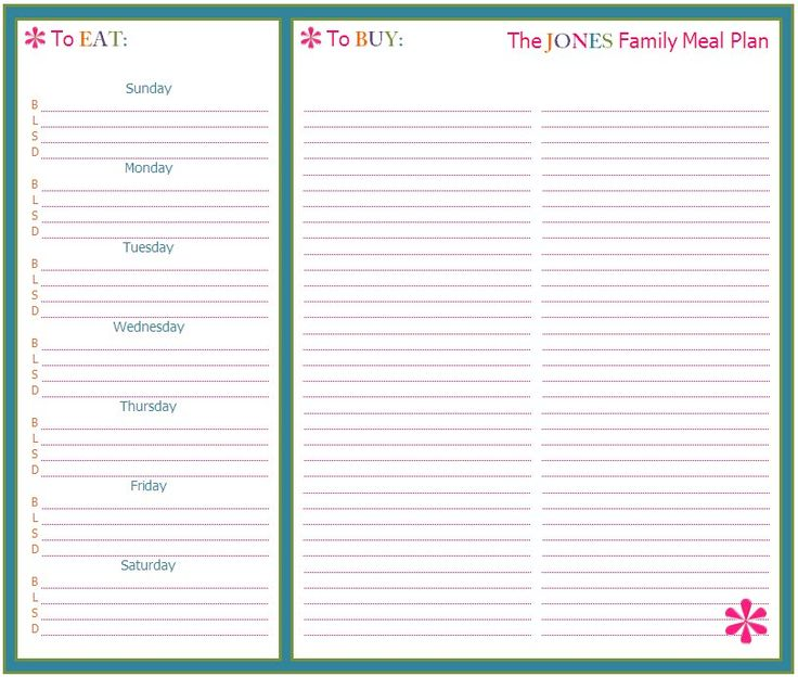 16 best images about Printables on Pinterest Organizer planner - spend plan template