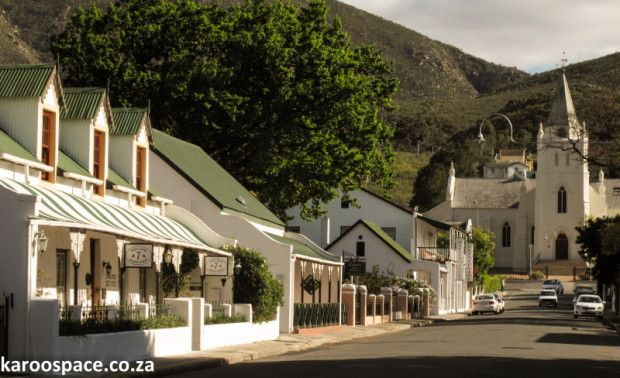Montague - another Cape Dutch town - on Route 62 - driving out of Cape Town. Great architecture, stories and local narratives and characters, farm stalls along the route, vintage faire, crafts and great food - do some research before visiting - and pop into the various historic sites, wine estates and restaurants.