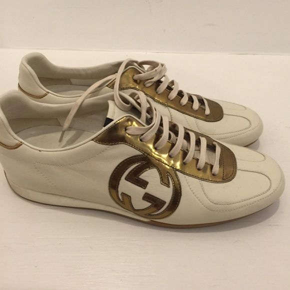 Authentic Gucci sneakers Never worn Gucci sneakers Gucci Shoes Sneakers