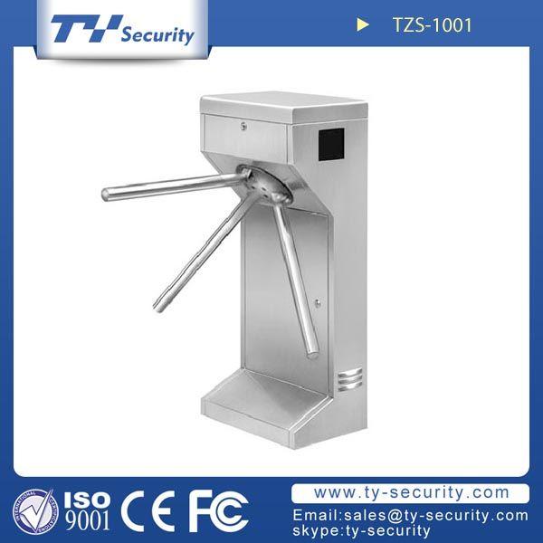 Vertical tripod turnstile TZS-1001