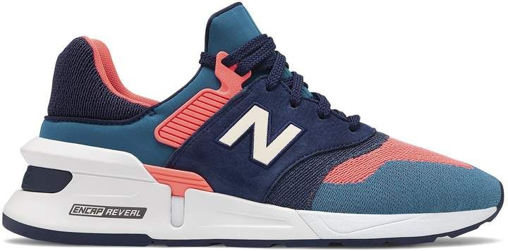 New Balance 997 Sport in Guava with Dark Neptune | New ...