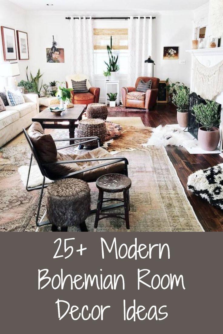 51 Bohemian Chic Decor Ideas Bohemian Living Room Decor