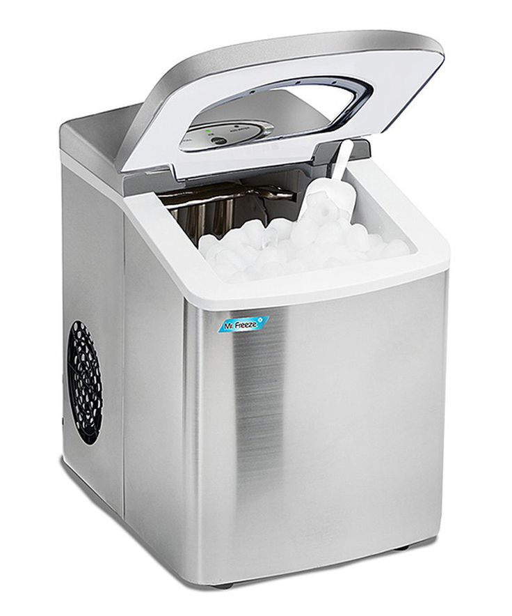 567 best for the home images on pinterest apartments for Apartment ice maker