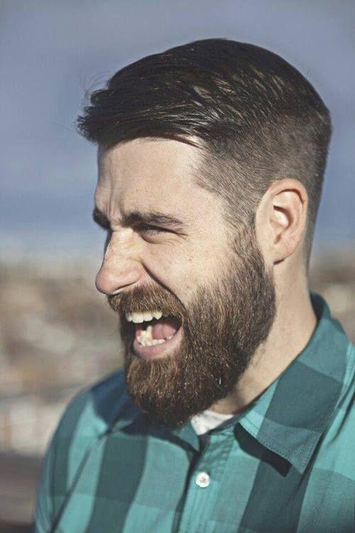 Menwithbeards Menwithstyle Fade My Style Pinterest Beard