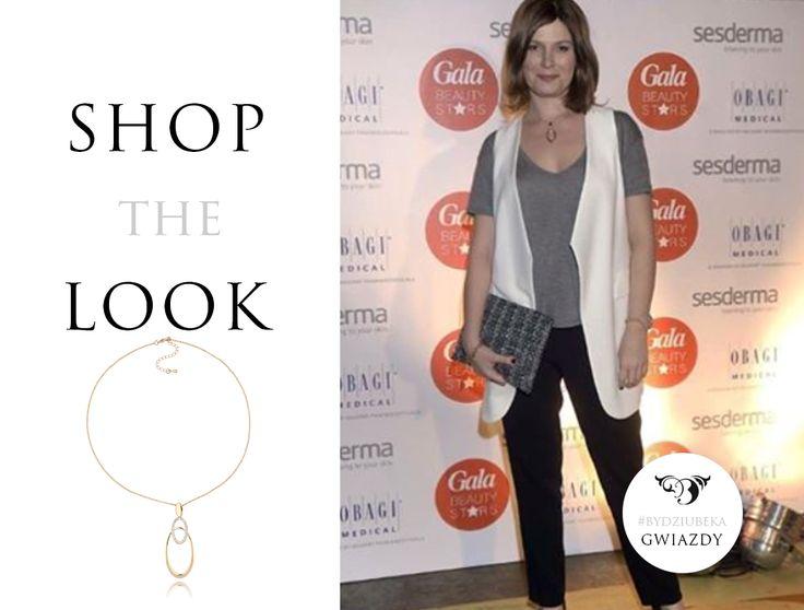Aneta Todorczuk - Perchuć w naszym naszyjniku <3 #bydziubeka #jewellery #jewelry #fashion #style #look #ootd #celebrity #stars