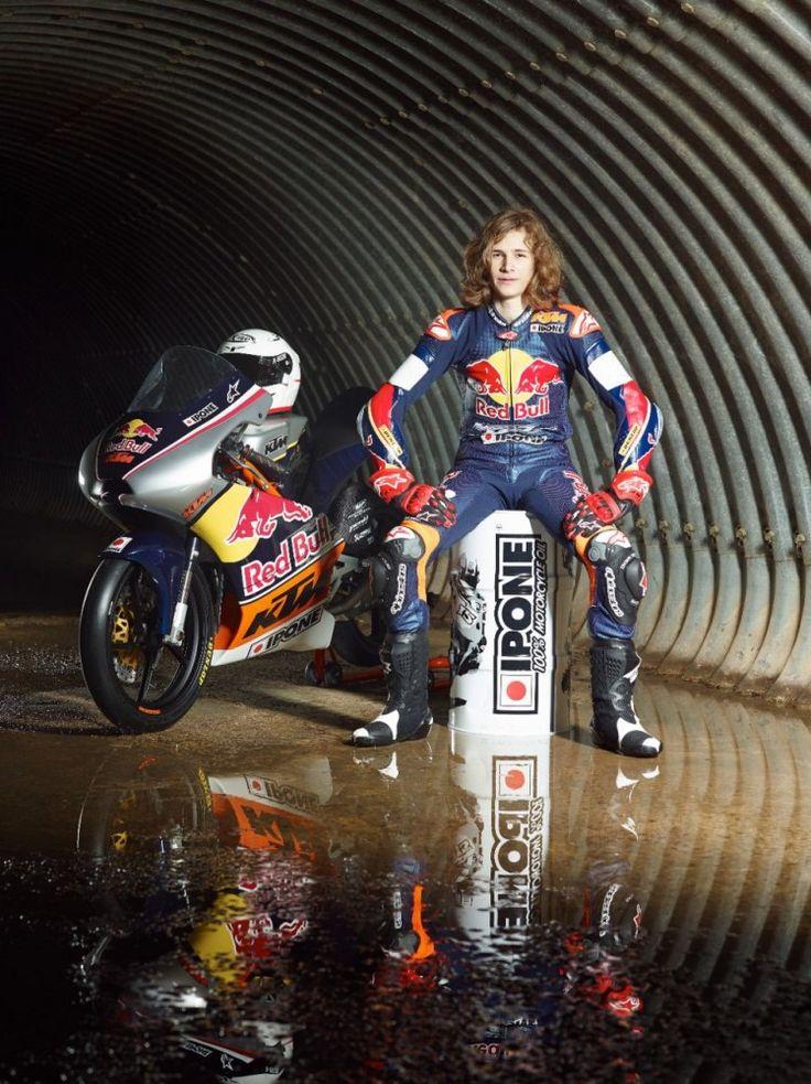 Red Bull Rookies Cup Karel Hanika - ipone