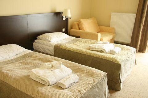 Komfortowy wypoczynek w przestronnych pokojach. Zapraszamy! #hotel #weekend #szczyrk