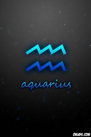 Aquarius IPhone Wallpaper