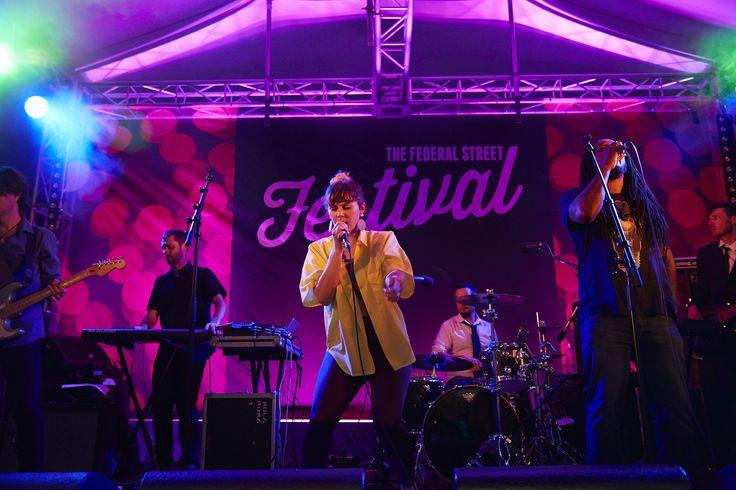 https://flic.kr/p/Bkcqpu | Federal St. Festival - Auckland, 28/11/15