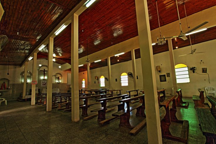 Parroquia Santa Lucia - Corrientes Capital, Argentina / por Gerald Desmons en 500px